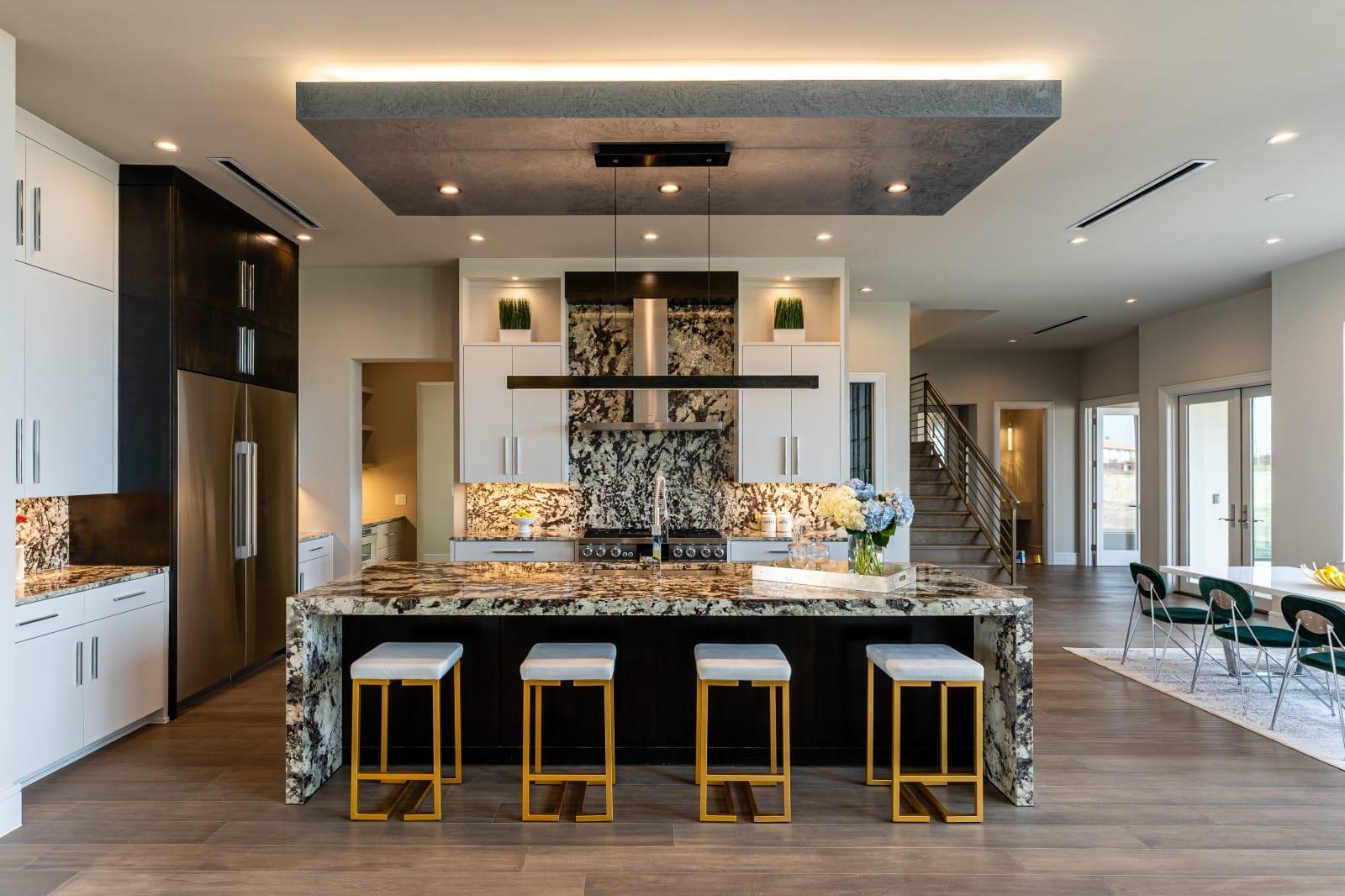 modern home design 1 - Millennial Design + Build