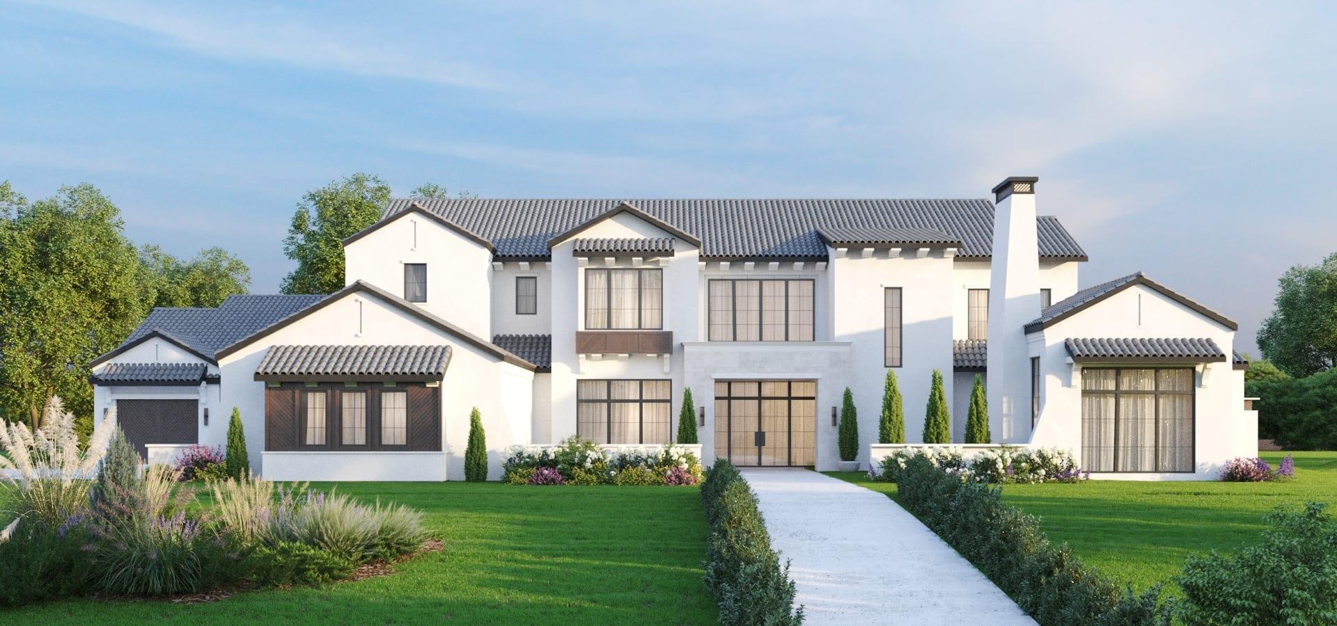 Modern Style Homes Dallas TX by Millennial Design + Build