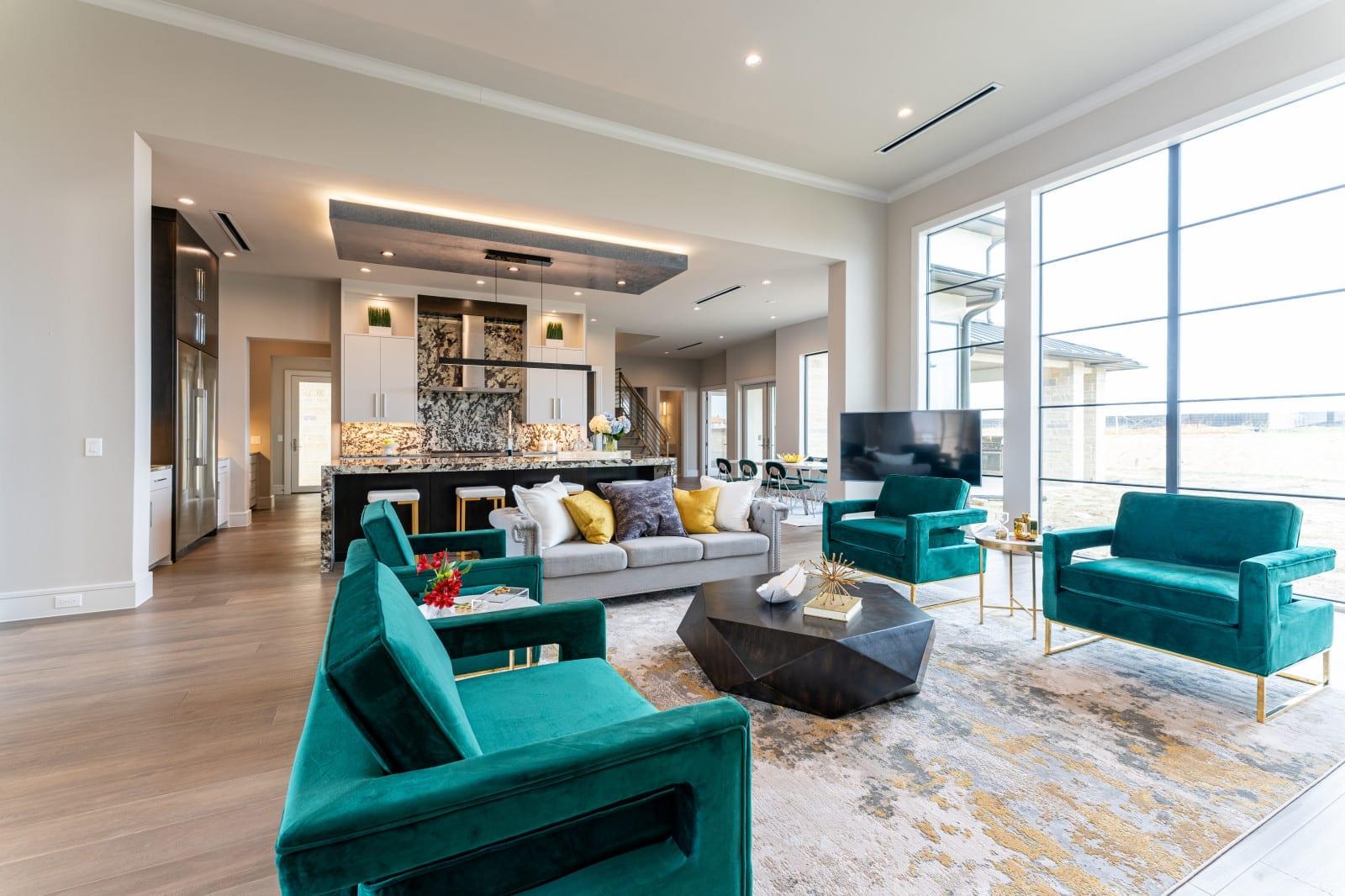 Modern Style Homes design # 40 - Millennial Design + Build