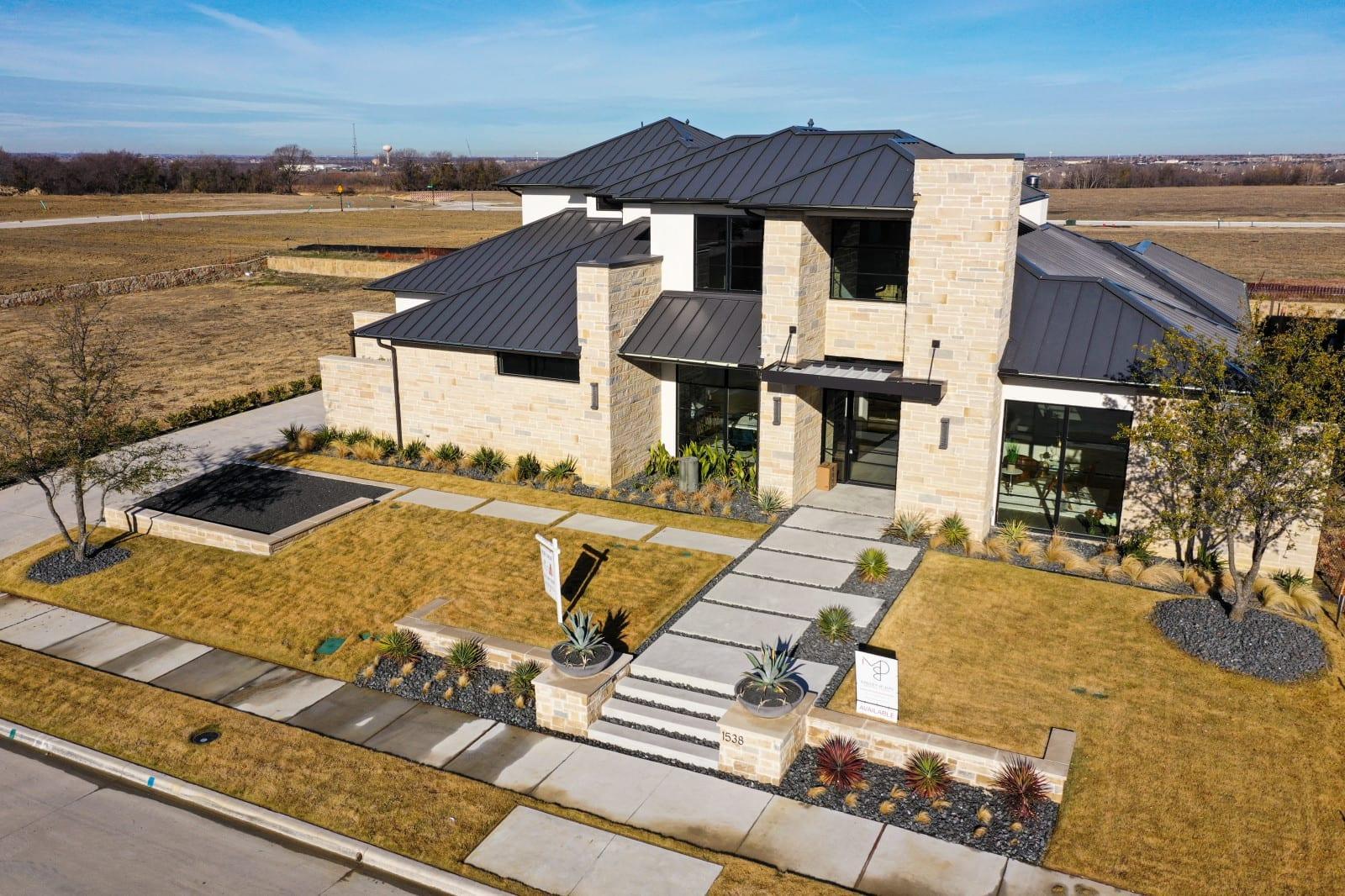 Modern Style Homes design # 5 - Millennial Design + Build