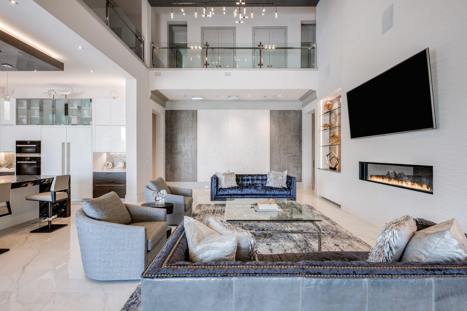 Custom Home Build and Interior Design # 10 - Millennial Design + Build, Custom Home Builders in Dallas Texas, modern style homes, Property Evaluator, Interior Designers, using BIM Technology and Home 3D Model.