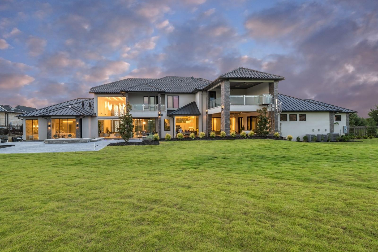 Custom Home Build and Interior Design # 14 - Millennial Design + Build, Custom Home Builders in Dallas Texas, modern style homes, Property Evaluator, Interior Designers, using BIM Technology and Home 3D Model.