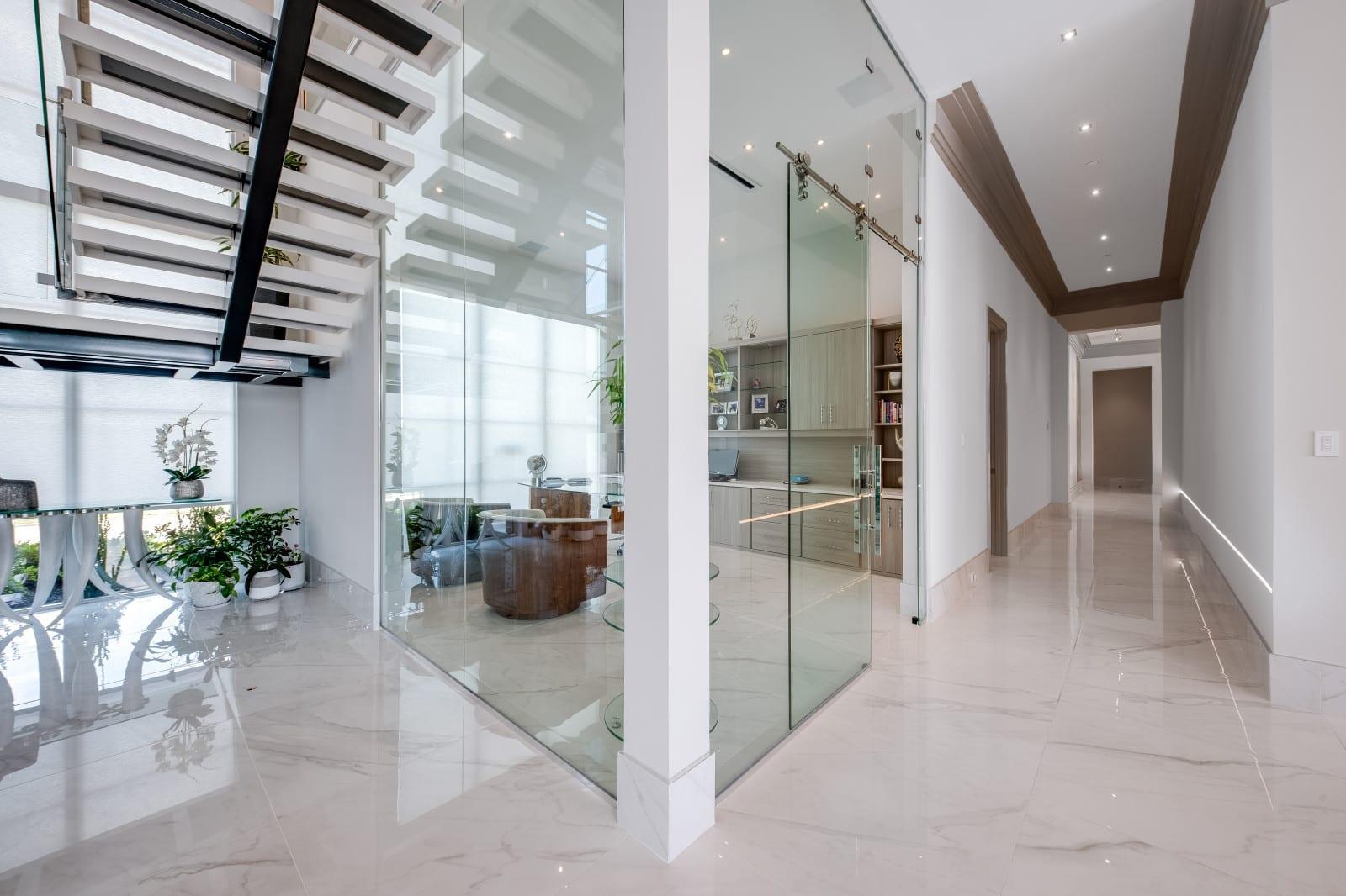 Custom Home Build and Interior Design # 16 - Millennial Design + Build, Custom Home Builders in Dallas Texas, modern style homes, Property Evaluator, Interior Designers, using BIM Technology and Home 3D Model.
