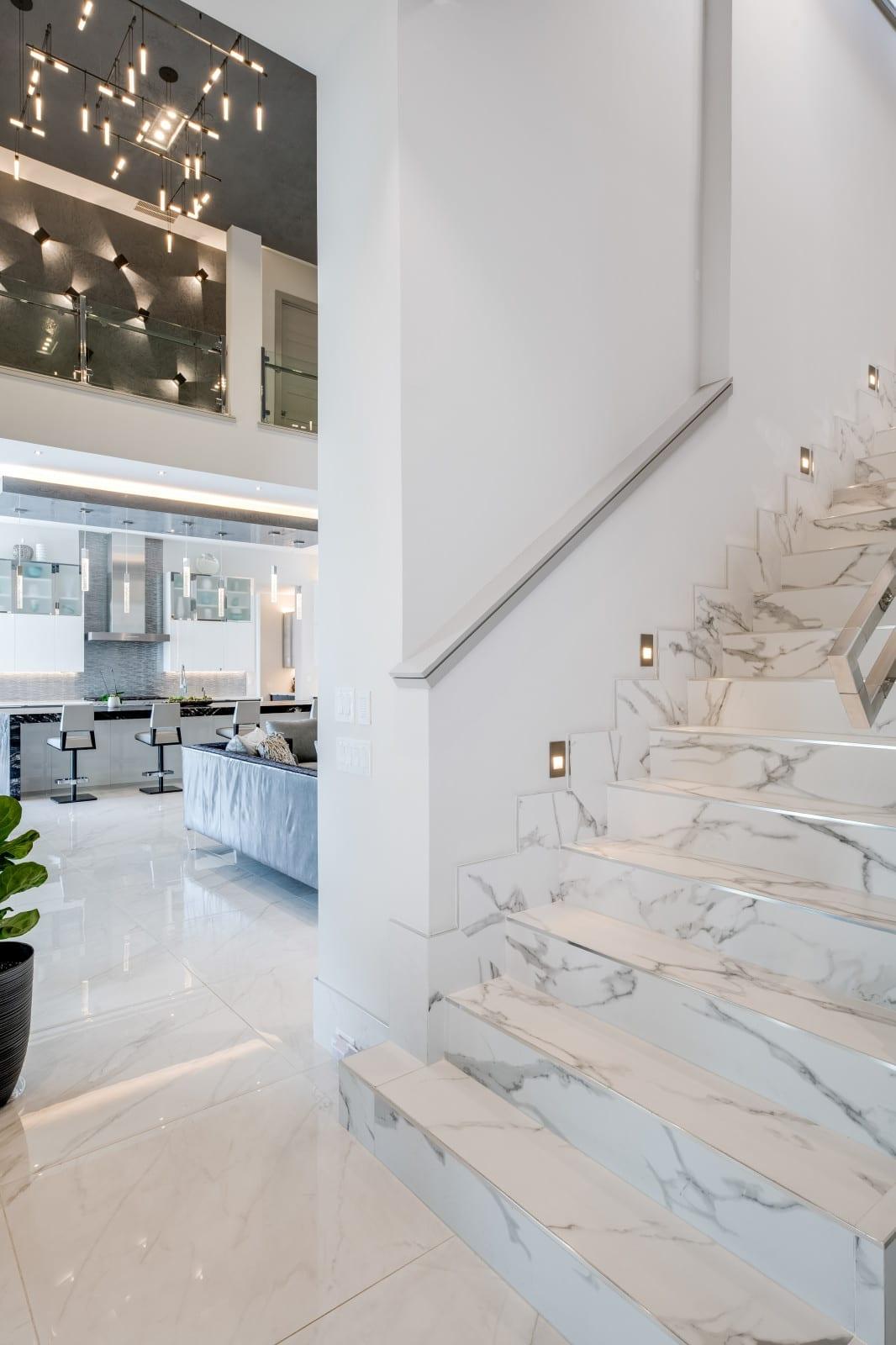 Custom Home Build and Interior Design # 17 - Millennial Design + Build, Custom Home Builders in Dallas Texas, modern style homes, Property Evaluator, Interior Designers, using BIM Technology and Home 3D Model.