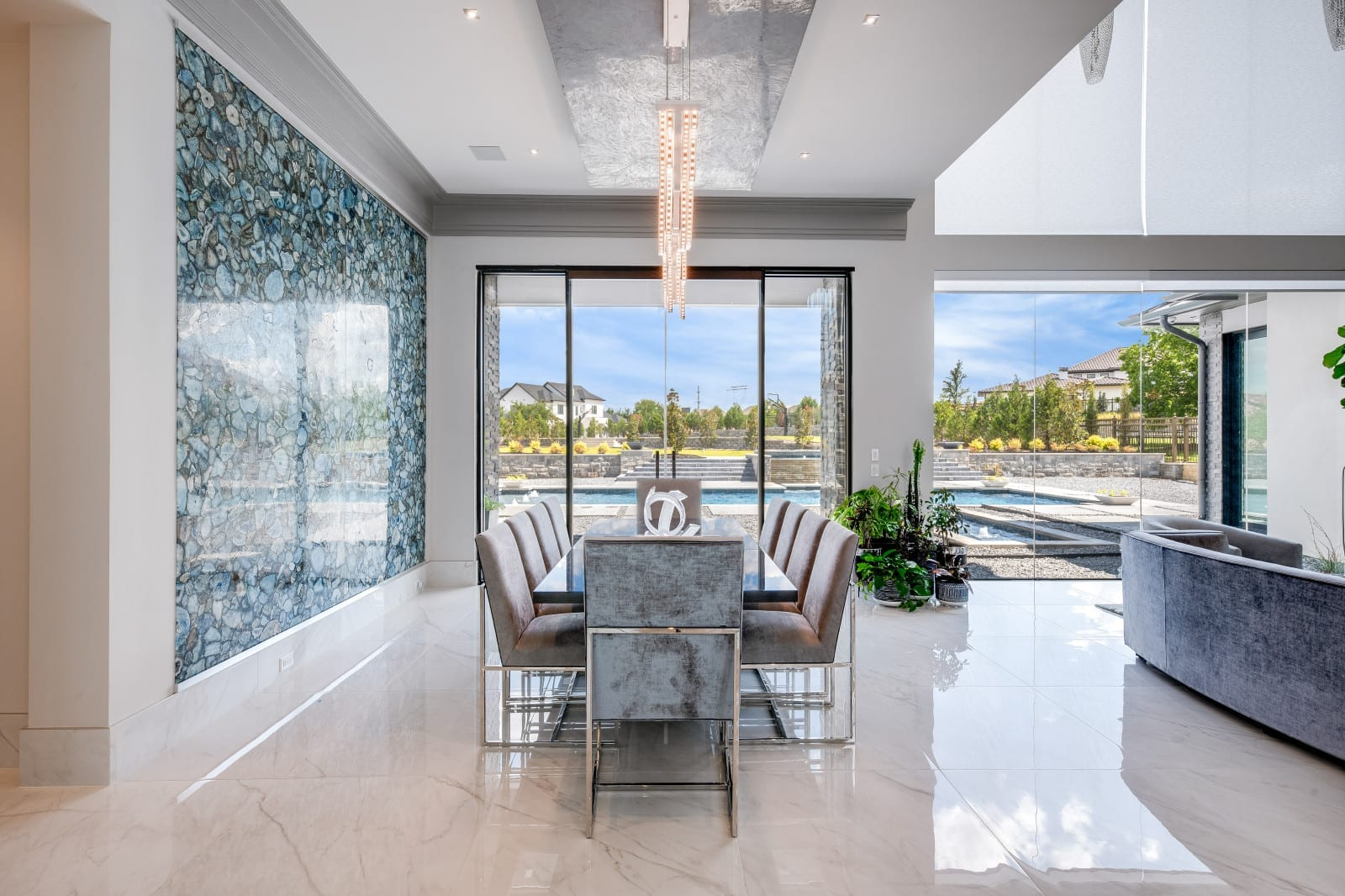 Custom Home Build and Interior Design # 19 - Millennial Design + Build, Custom Home Builders in Dallas Texas, modern style homes, Property Evaluator, Interior Designers, using BIM Technology and Home 3D Model.
