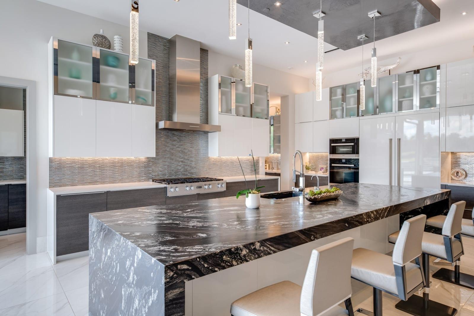 Custom Home Build and Interior Design # 20 - Millennial Design + Build, Custom Home Builders in Dallas Texas, modern style homes, Property Evaluator, Interior Designers, using BIM Technology and Home 3D Model.