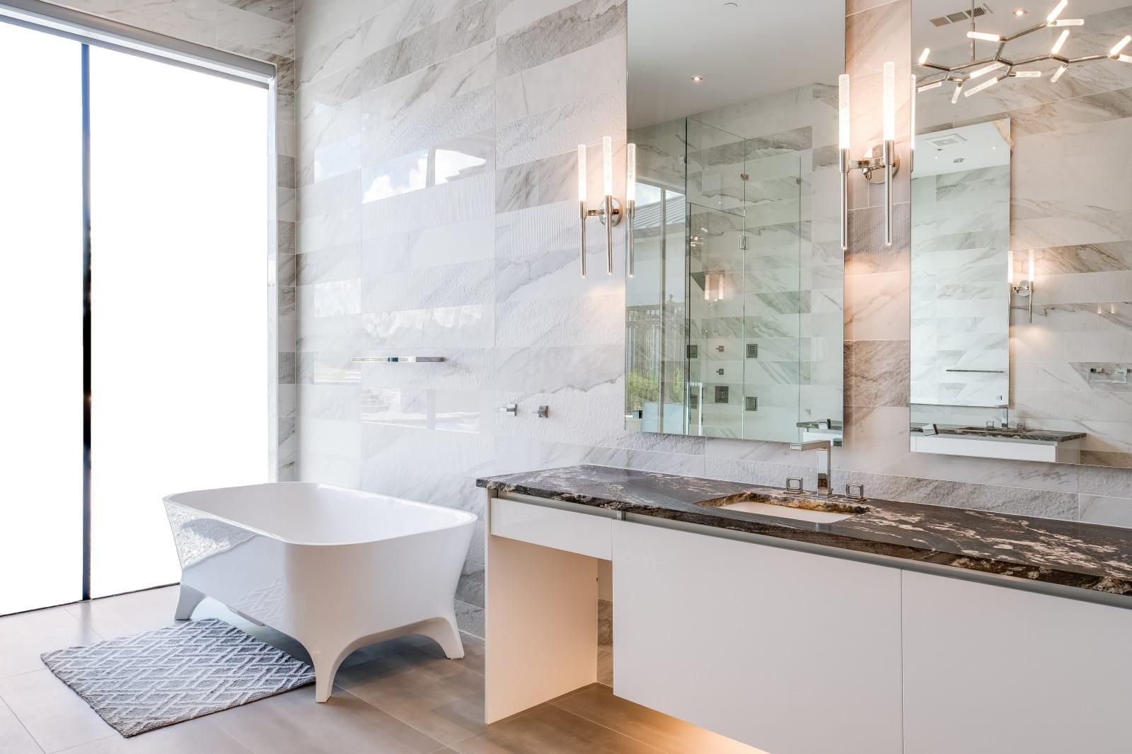 Custom Home Build and Interior Design # 27 - Millennial Design + Build, Home Builders in Dallas Texas, modern style homes, and custom home builders in DFW
