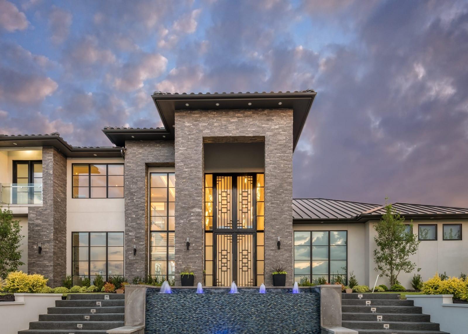 Custom Home Build and Interior Design # 33 - Millennial Design + Build, Home Builders in Dallas Texas, modern style homes, and custom home builders in DFW