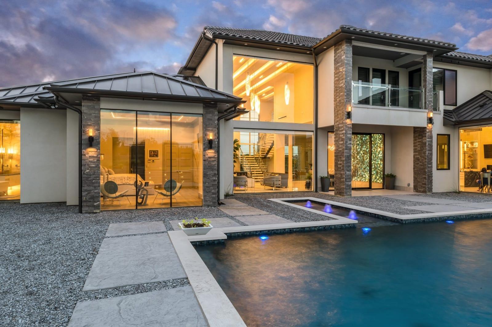 Modern luxury Home Build # 44 - By Millennial Design + Build, modern Home Builders in Frisco Texas, modern style homes, and modern home builders in Frisco
