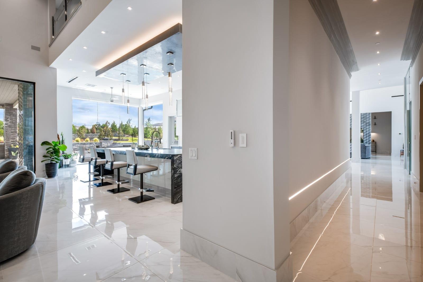 Custom Home Build and Interior Design # 7 - Millennial Design + Build, Custom Home Builders in Dallas Texas, modern style homes, Property Evaluator, Interior Designers, using BIM Technology and Home 3D Model.