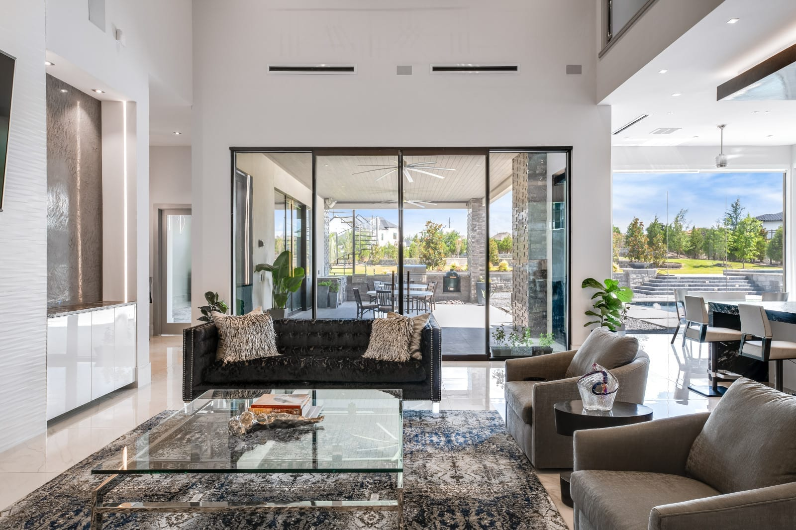 Custom Home Build and Interior Design # 8 - Millennial Design + Build, Custom Home Builders in Dallas Texas, modern style homes, Property Evaluator, Interior Designers, using BIM Technology and Home 3D Model.