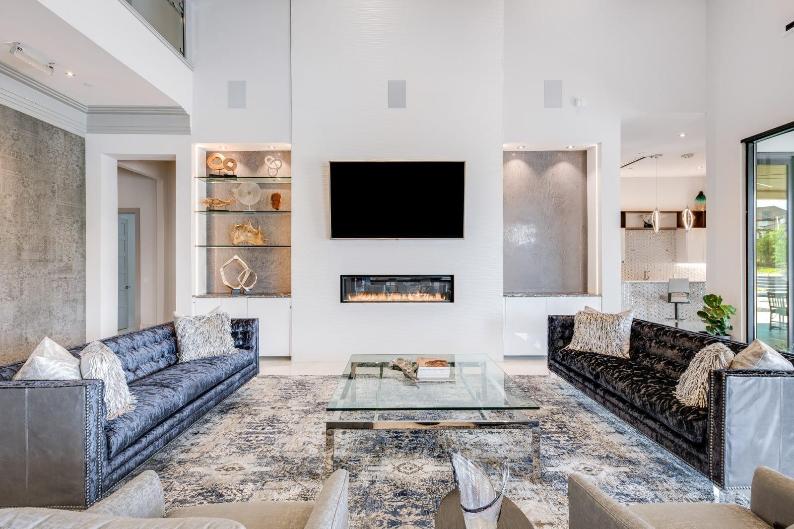 Custom Home Build and Interior Design # 9 - Millennial Design + Build, Custom Home Builders in Dallas Texas, modern style homes, Property Evaluator, Interior Designers, using BIM Technology and Home 3D Model.