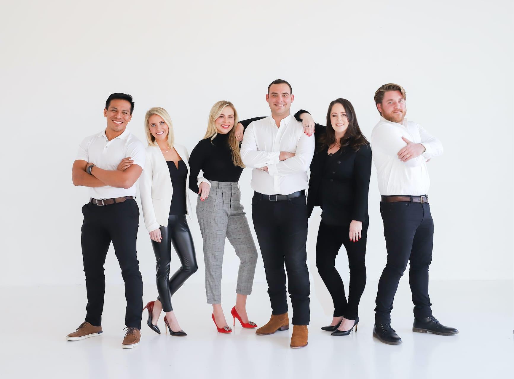 meet the team new - Millennial Design + Build