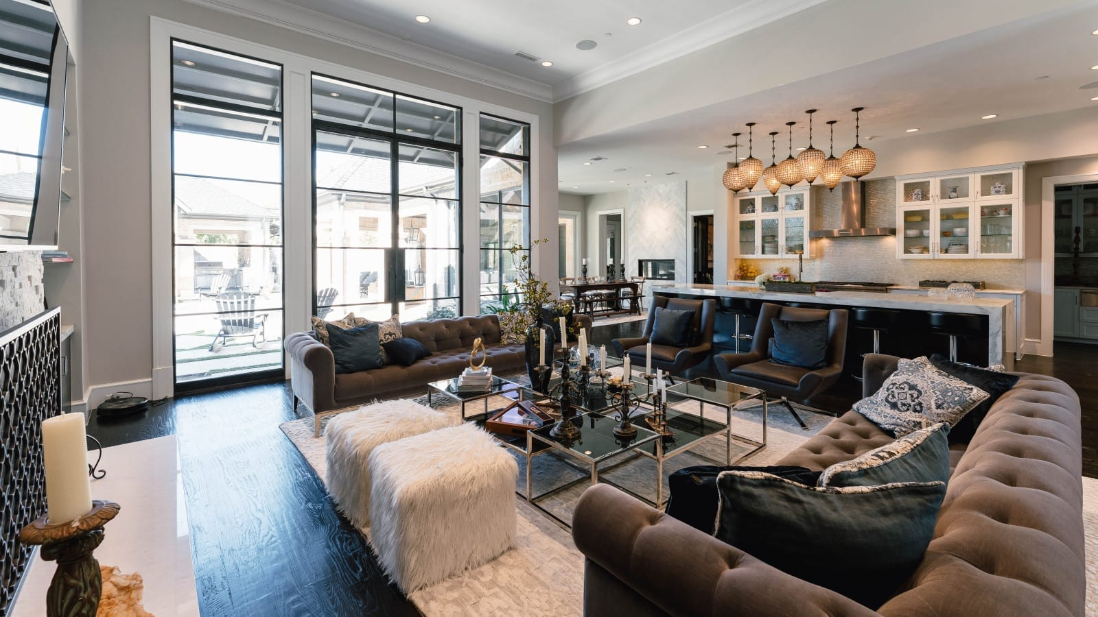 transitional modern style home designed by home builders in Dallas Texas 17 - Millennial Design + Build