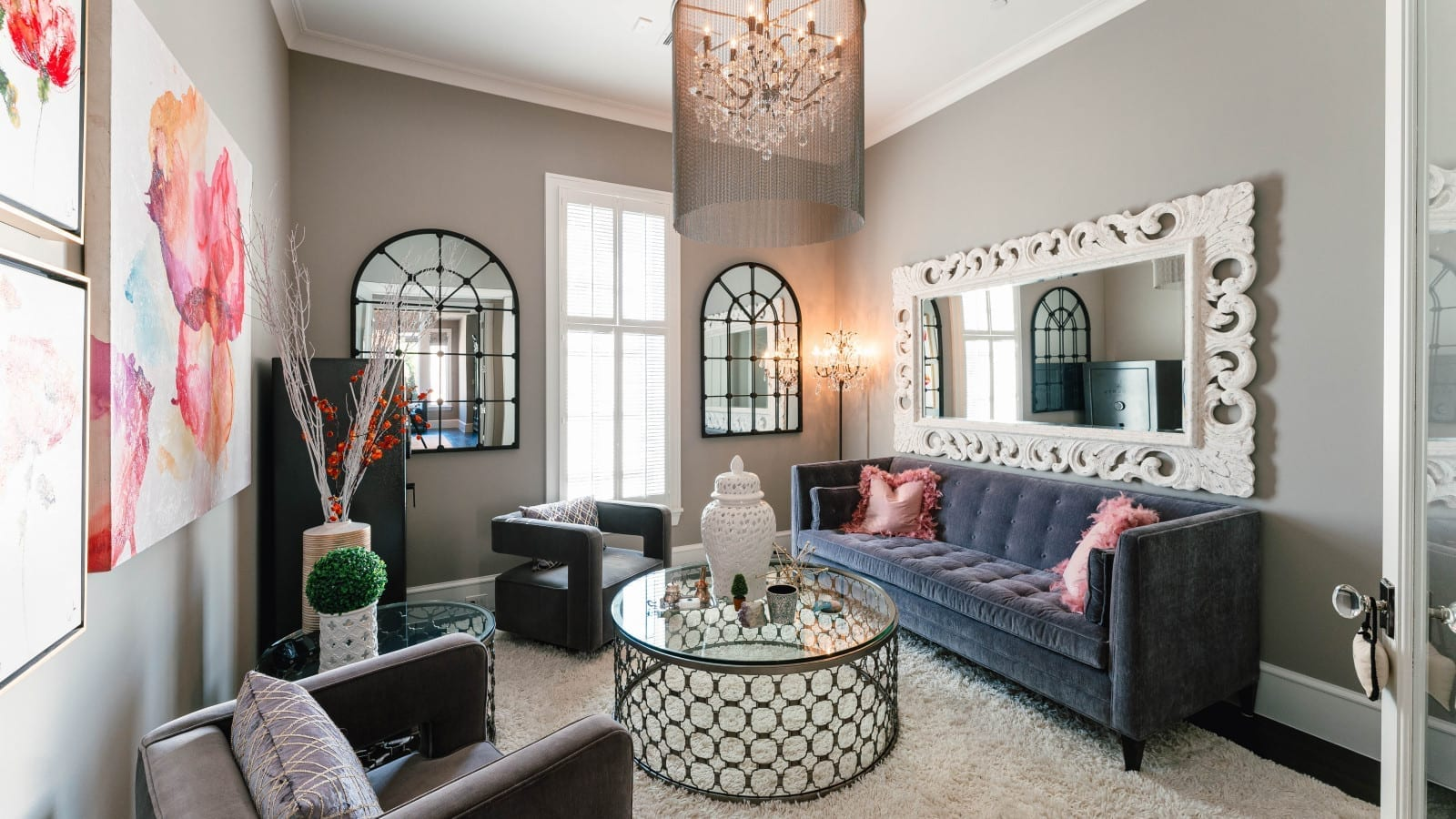 transitional modern style home designed by home builders in Dallas Texas 2 - Millennial Design + Build